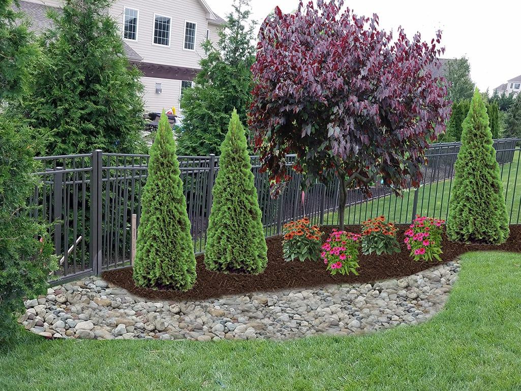 Corner Plantings